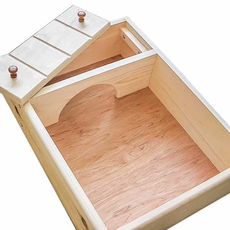 hatchling box for young tortoises