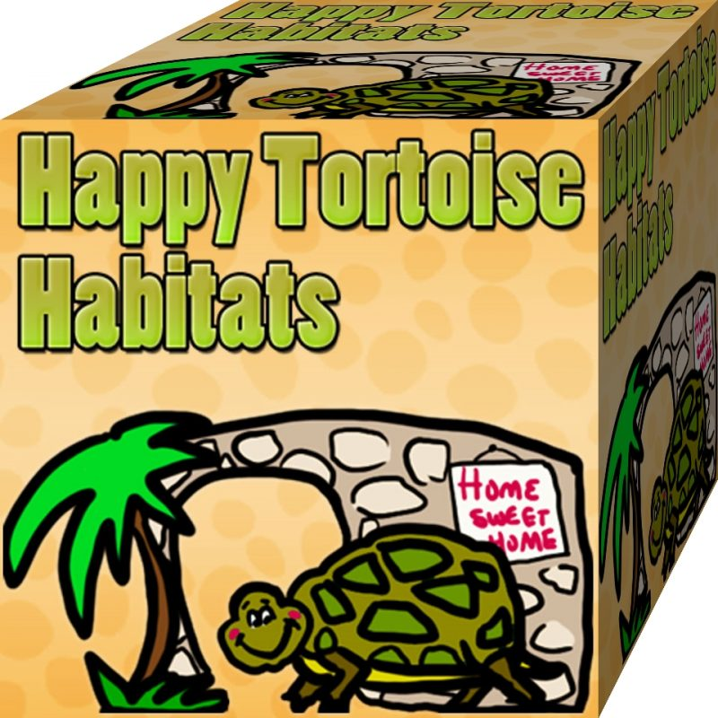 Happy Tortoise Habitat Tortoise Tables