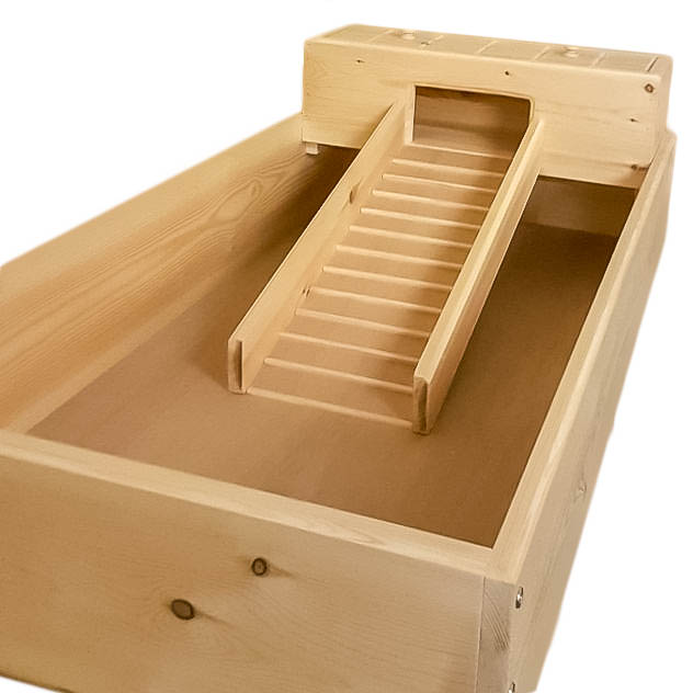 Penthouse tortoise table for sale from Happy Tortoise Habitat