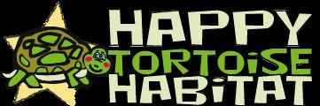 Happy Tortoise Habitats