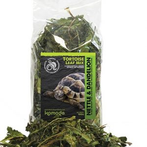 dried leaf mix for tortoises